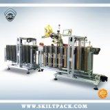 Sofortige Nudel-Schutzkappen-Etikettiermaschine mit Fabrik-Preis
