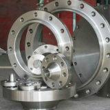 ANSI B16.5のステンレス鋼Ss F182 F304は鋼管のフランジを造った