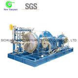Compresor del diafragma del gas de la capacidad de flujo de volumen del gas 450nm3/H del argón