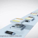 5CHスマートなコントローラによって1 Rgbww LEDのストリップ60LEDsのストリップの光量制御に付き5