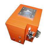 Caída libre de la gravedad de la industria de plástico Detector separador de metal