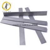 K10 K20 Tiras de carboneto de tungstênio para ferramenta de corte de madeira