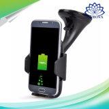 다중 Funtion Qi 무선 전화 홀더 빠른 비용을 부과 차 충전기