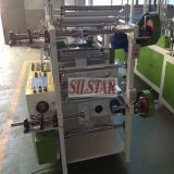 Double Lines Star Seal Garbage Bag Making Machine