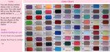 Spitze-Abschlussball-Kleid-purpurrote Wein-Backless Partei-Brautabend-Kleid Ld15266