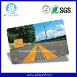 Entrar en contacto con las tarjetas del IC para el miembro del VIP de la lealtad