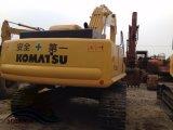 Excavador usado de la correa eslabonada de KOMATSU PC200-6 para la venta
