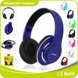 Da fábrica da venda auriculares estereofónicos Foldable do OEM Bluetooth diretamente com FM