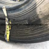 롤러 타이어 1100-20 9.5/65-15 10.5/80-16 매끄러운 패턴 타이어