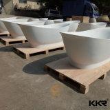 アクリル樹脂のCorainsの卸し売り固体表面の人工的な石造りの浴槽