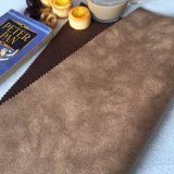 Leve Tecido de couro de camurça para sofá e cadeira