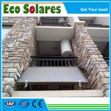 Riscaldatore di acqua solare della lamina piana del balcone
