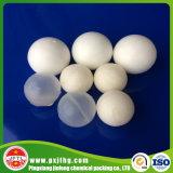 Embalagem oca material da esfera da flutuação dos PP para a purificação de água