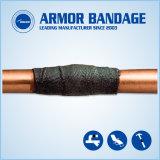 Band van de Omslag van de Bescherming van de Pijp van het Verband van de Reparatie van de Pijp van de glasvezel de Anticorrosieve
