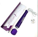 Het beste Navulbare Vrouwelijke AV Toverstokje Bendable koppelt het Erotische Speelgoed van het Geslacht voor de Waterdichte Vibrator van de Vreugde van het Stuk speelgoed van Vrouwen