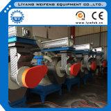 Cadena de producción de la prensa de la pelotilla de madera de pino