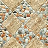 Baldosa cerámica de la mirada de la piedra de la resistencia del resbalón para el material de construcción al aire libre del suelo