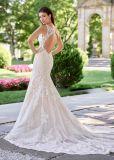 Амели скалистых ремни Русалки свадьба Gowns тюль устраивающих платья
