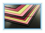 Le chlorure de polyvinyle Rigigd Feuille Feuille de vinyle PVC pour l'écran de l'impression
