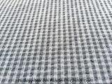 Hwp3379 100% poliéster anilha ondulada Dobby Tecido de memória