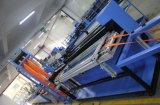 Rachet bindt de Automatische Machine van de Druk van het Scherm met Samengeperst Ontwerp vast