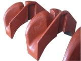 Bastidor de inversión de acero de la fundición del metal de la precisión