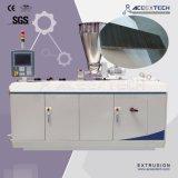 WPC PVC plástico madeira grande placa de porta Coxim Extrusor
