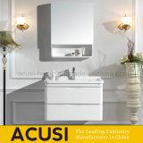 Gabinete de madeira da vaidade do banheiro do estilo moderno do projeto simples (ACS1-L34)