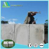 El panel de emparedado exterior del cemento de la pared interior EPS de la construcción