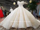 Aoliweiyaの花嫁の新しい到着の王女ウェディングドレス