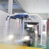 Toque semi-automático sistema de máquina de lavado de coches libres de la máquina de vapor a alta presión de la fábrica del fabricante
