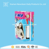 Tecido macio e seco da qualidade superior da etiqueta confidencial do bebê