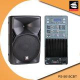 15 Spreker pS-5615cbt van Bluetooth van de FM van de duim de PRO180W USB BR Plastic Actieve