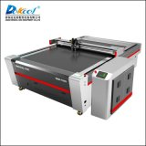 La cuchilla oscilante plotter de corte CNC máquina de espuma EVA//corte de goma