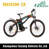 Bici de montaña eléctrica sin cepillo de 36V 250W con el regulador