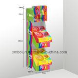 Venta al por mayor barata del estante del soporte de visualización del chicle de la paleta de la cartulina del precio de China
