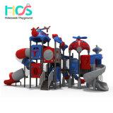 2018 Apparatuur van de Speelplaats van de Kinderen van het Thema van de Helikopter de Hete Verkopende Openlucht (HS80701)