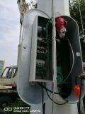 Hoher Mast-Aufsatz Pole FT-Galvanzied