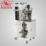 自動小さい磨き粉のぴりっとするミルクのコーヒー背部シールの粉の磨き粉のパッキング機械