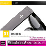 3216 Novo Estilo de Personalidade de moda unissexo óculos de sol