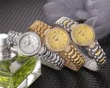 Relógios de pulso pequenos da jóia de quartzo das senhoras do seletor de Belbi