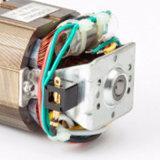 Motor universal de la CA la monofásico del Ce de RoHS ETL para la desfibradora de papel