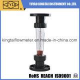 Série Lzs tubo plástico tipo de medidor de fluxo de água