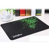 Concevoir le tapis de souris en caoutchouc piqué de jeu de bords
