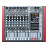 Mezclador de audio con procesador de efectos múltiples