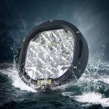 Facultatieve Grootte 7inch 9inch om Vloed van de LEIDENE Vlek van het Werk de Lichte van de Toebehoren van de Vrachtwagen van de Weg