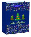Магазин подарков ручной работы бумажные мешки с голографической фольги опции окончательной обработки