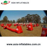 6 sirve las arcones inflables de Paintball