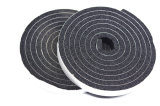 1/8 x 3/8 aislante de calor de goma de las medidas de la cinta del sello de Uline Nbrpvc