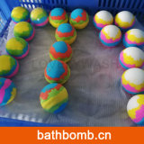 Горячая бомба ванны метки частного назначения надувательства 2017 с подарками бомбы ванны OEM фабрики кец